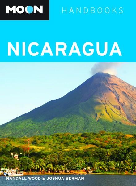 Moon Nicaragua Fourth Edition