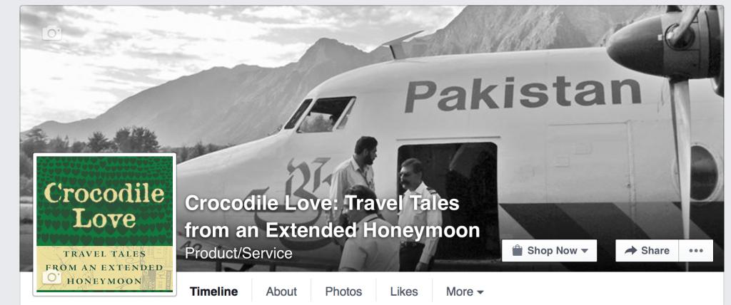 Crocodile Love Facebook Page