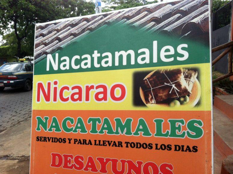 Nacatamales Nicarao