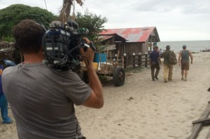 "Shooting ""Dude, You're Screwed"" in Nicaragua"