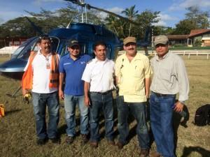 Joshua Berman, Nicaragua Fixer