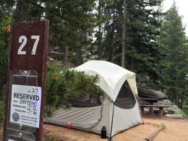 colorado camping: now's the time to book summer sites – joshua berman