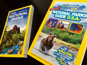 "Nat Geo's ""Year of the Parks"" includes the release of two updated park guides."