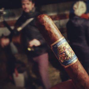 "El Güegüense, ""The Wise Man"" Nicaraguan cigar."