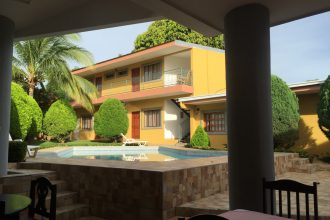 Hotel Los Pinos is the perfect mid-range hotel in central Managua