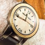 Original Grain watches plants 10 trees for every watch sold.