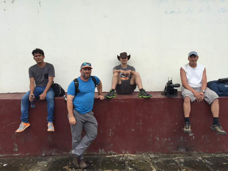 Fiestas and Chilillo Fights of San Juan de Oriente, Nicaragua, featured on Trans World Sport