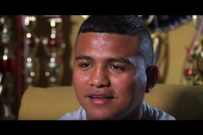 "Román ""Chocolatito"" González, The Pride of Nicaragua, featured on Trans World Sport"