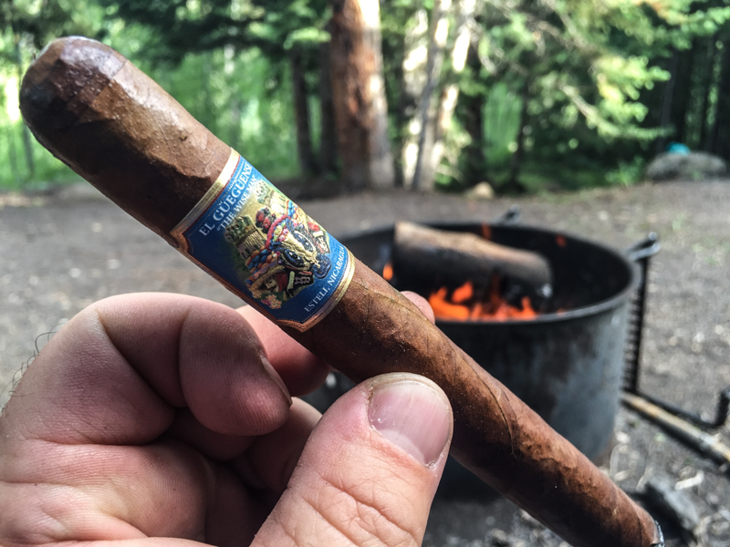 There are many natural mosquito repellants on the market, including fresh Nicaraguan cigars.
