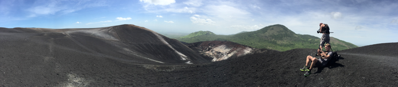 Volcano Boarding, Nicaragua featured in Trans World Sport Video Series