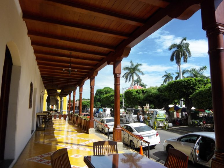 Granada, Parque Central.