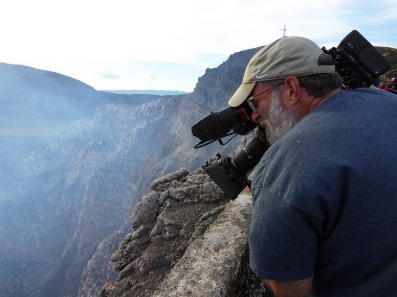 Volcán Masaya crater shot.