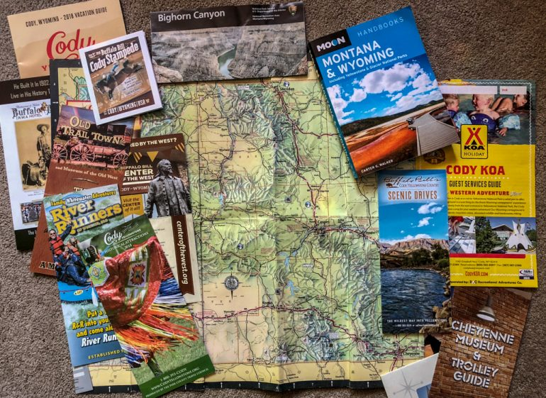 The Non Yellowstone Guide To Wyoming Car Camping Quest To