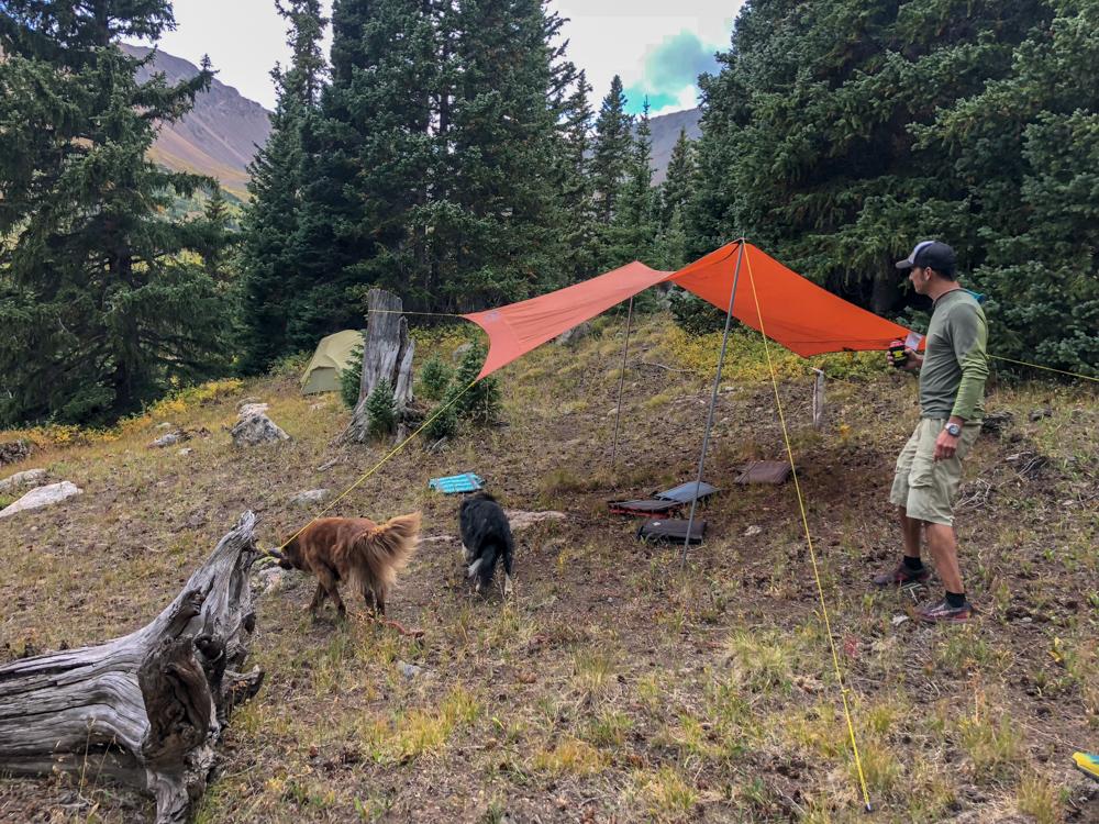 Mountainsmith Mountain Shade Camping Tarp